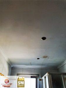 reparacion pintura techo paredes antes 3