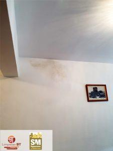 reparacion pintura techo paredes antes 5