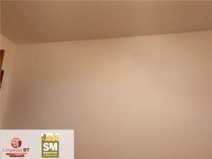 reparacion pintura techo paredes despues
