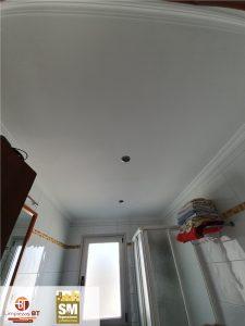 reparacion pintura techo paredes despues 7