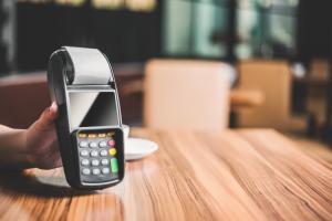 pago con tarjeta wireless